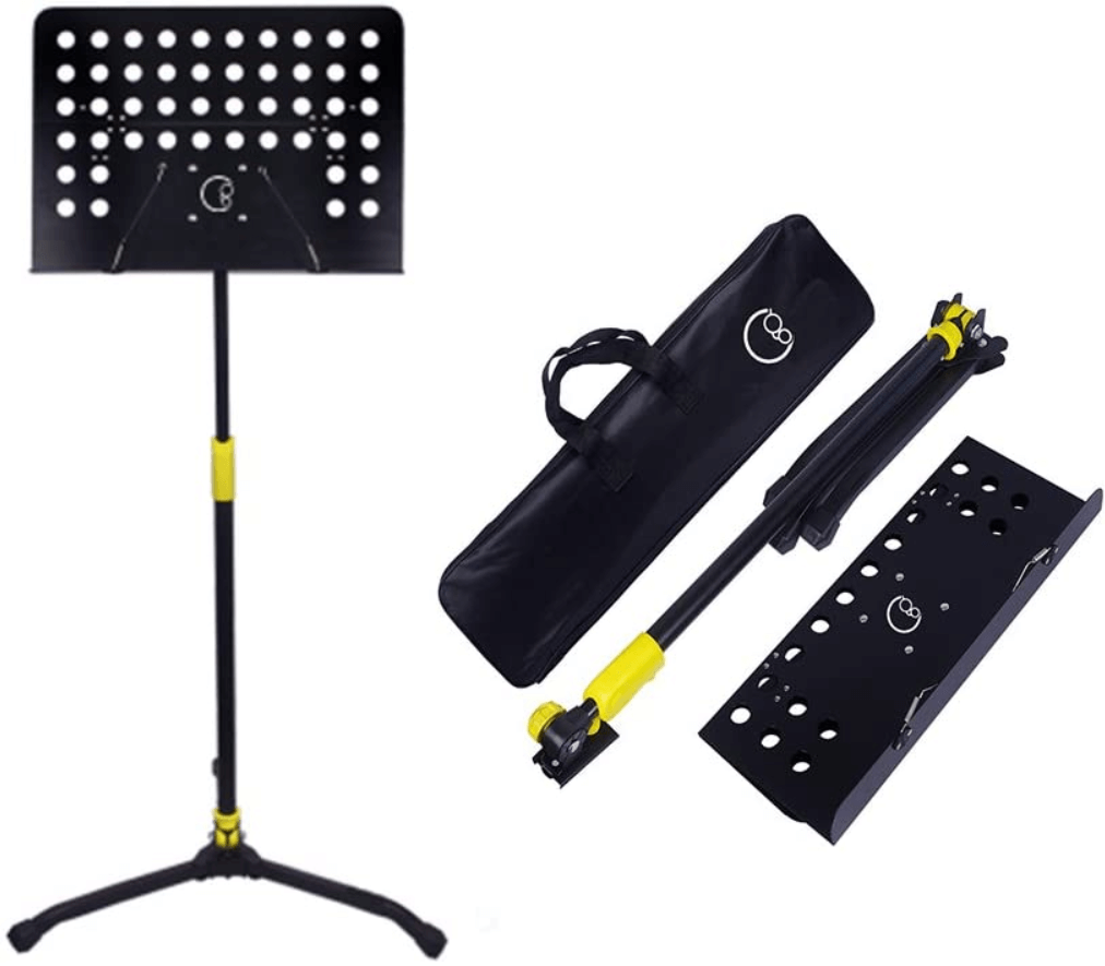 Crafty Gizmos Adjustable Folding Music Stand